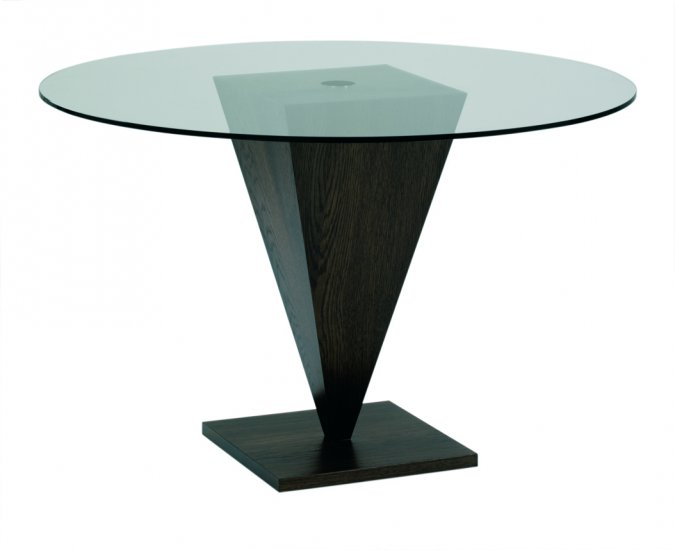Pyramid Dining Table - Click Image to Close