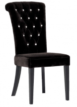 Balmoral Dining Chair Black