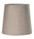 Brown Linen Shade